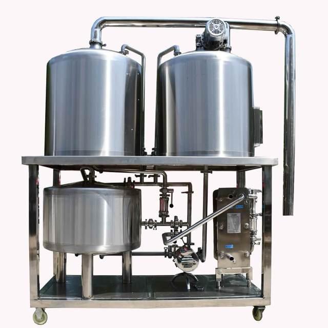 Частная мини пивоварня: бизнес план, оборудование