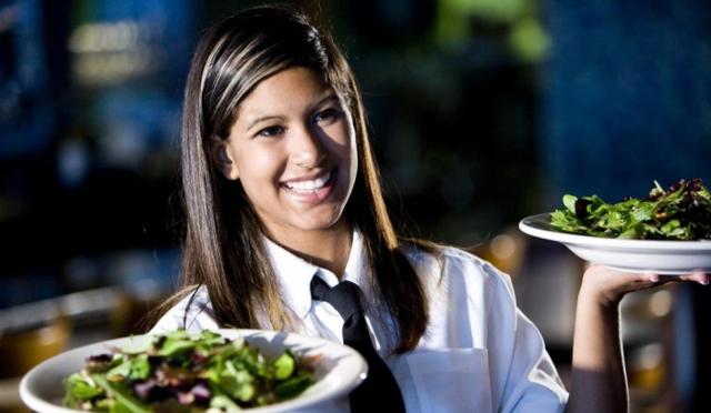 Должностные обязанности официанта ресторана и кафе