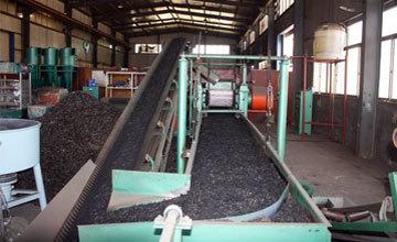Производство резиновой крошки из авторезины