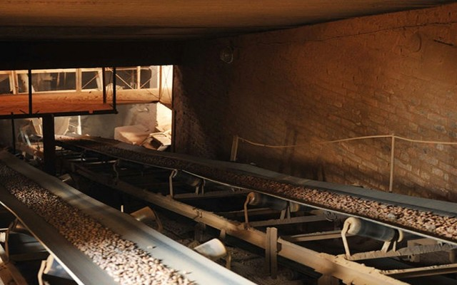Производство керамзита: оборудование и технологии изготовления