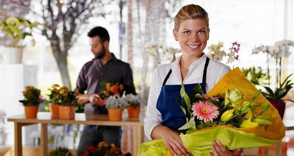 Цветочный бизнес с нуля: как открыть магазин цветов