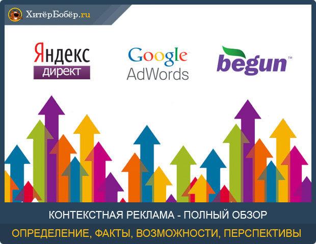 Контекстная реклама что это такое: примеры, преимущества