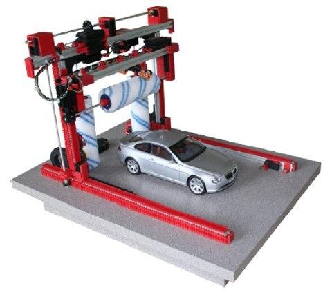 Автоматическая автомойка как бизнес