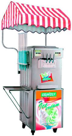 Производство мороженого: технология, оборудование
