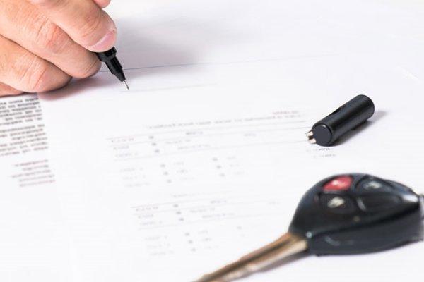 Образец заполнения путевого листа легкового автомобиля