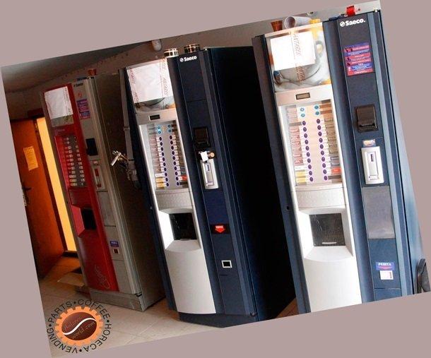 Кофейный автомат: установка, стоимость, окупаемость