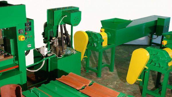 Песчано-полимерная плитка: технология, оборудование