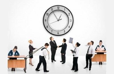 Табель учета рабочего времени рабочих