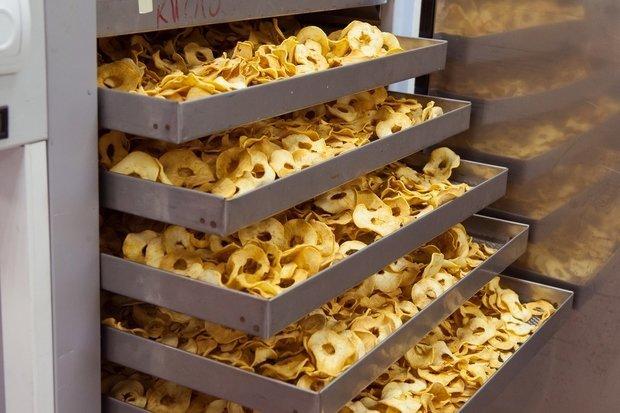 Производство чипсов как бизнес