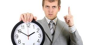 Образец Журнала учета рабочего времени сотрудников