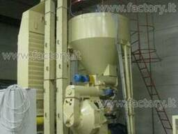 Цена на оборудование для производства пеллет из опилок