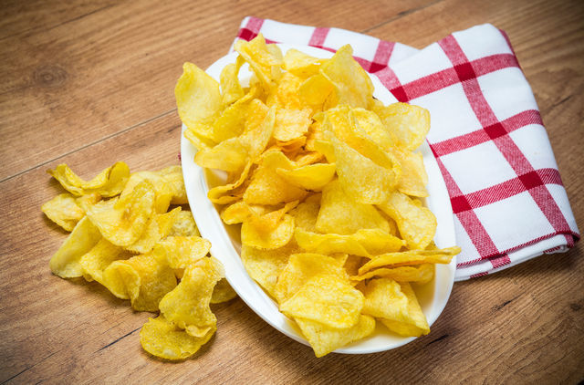 Фруктовые чипсы: как приготовить в домашних условиях