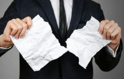 Как отозвать заявление об увольнении по собственному желанию