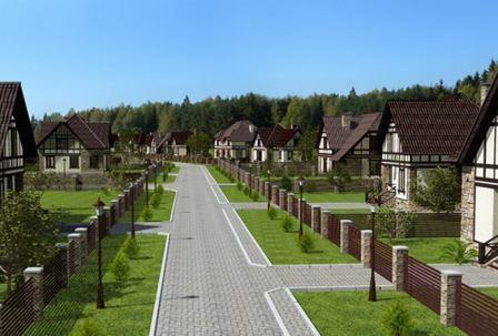 Строительство коттеджного поселка как бизнес