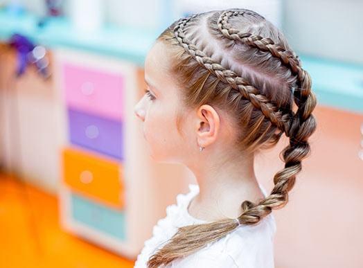 Франшиза детской парикмахерской