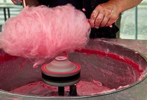 Как открыть сладкий бизнес: аппарат сахарной ваты