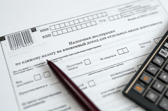 Код налогового периода в отчетности