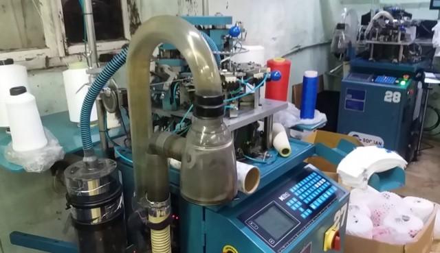 Производство носков: оборудование и процесс изготовления