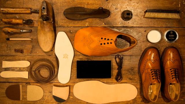 Сапожная мастерская: оборудование и расходные материалы