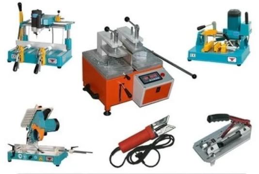 Изготовление пластиковых окон: оборудование для производства