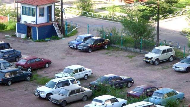 Платная автостоянка как бизнес