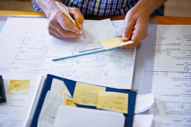 Образец доверенности в налоговой на сдачу документов