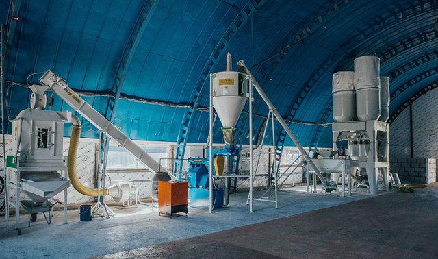 Завод комбикормов: оборудование, бизнес план, производство