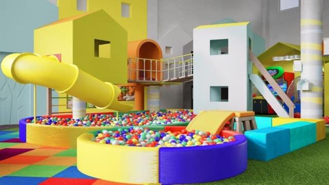 Детская игровая комната в торговом центре, бизнес-план