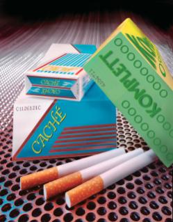 Производство сигарет: оборудование для табачного завода