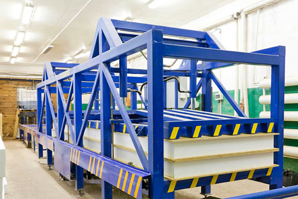 Производство СИП-панелей: оборудование, технология