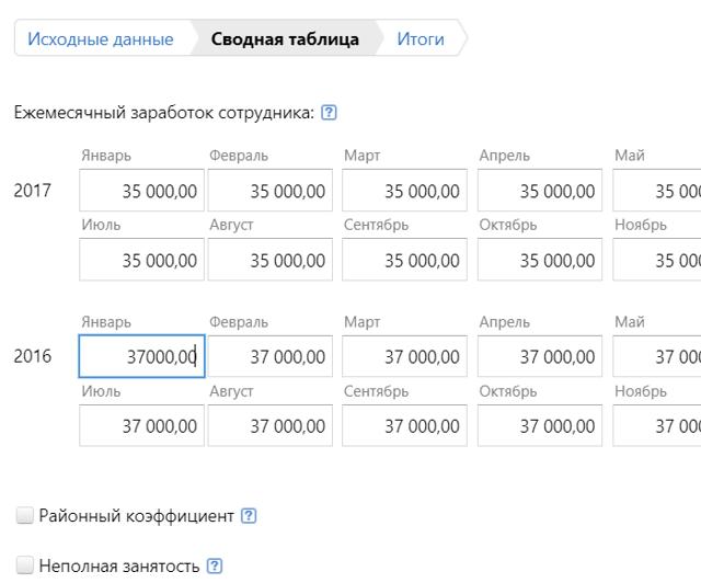 Расчет декретных выплат: формула, сроки