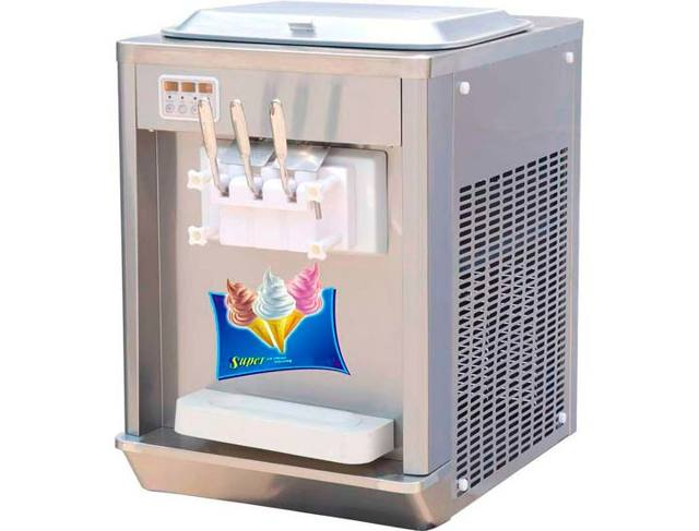 Мягкое мороженое как бизнес: оборудование, бизнес план