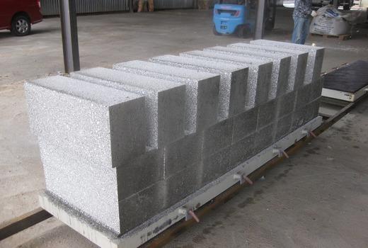 Производство газобетона: оборудование, организация мини-завода