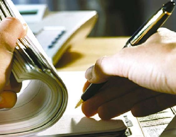 Декларация СМП: бланк, правила заполнения