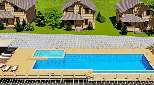 Бизнес-план бассейна готовый с расчетами